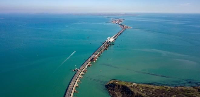 Компании из Нидерландов попали под следствие из-за моста в Крым - Фото