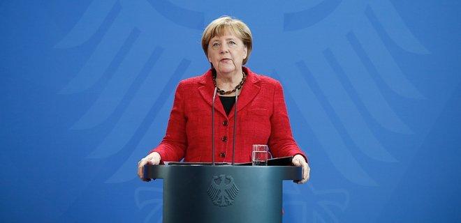 ЕС будет противодействовать пошлинам США - Меркель - Фото