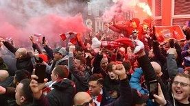 Футбольная столица. Как Киев подготовился к финалу Лиги чемпионов