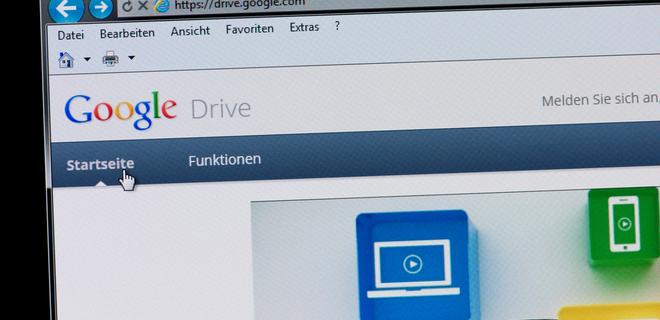 Вместо Google Drive появится новый сервис - Фото
