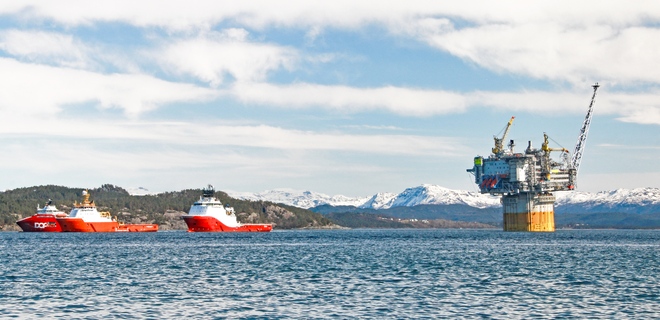 Норвежская Statoil сменила название - Фото