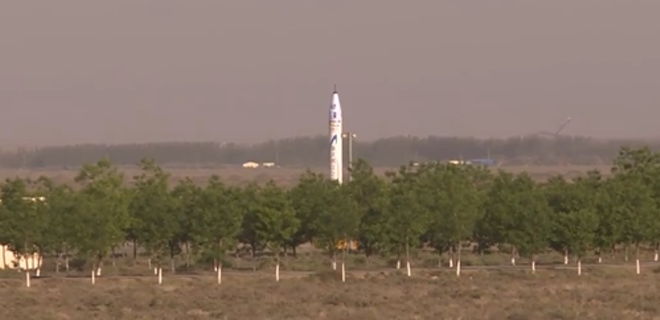 В Китае успешно испытали конкурента SpaceX - Фото