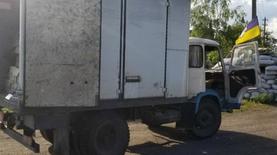 В Донецкой области СБУ под обстрелом изъяла партию сигарет