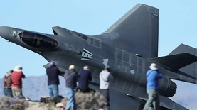 Израиль первым в мире испытал истребители F-35 в боевых вылетах