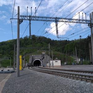 В Украине открыли Бескидский тоннель: фото, видео