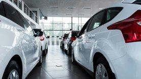 Рынок новых автомобилей в Украине вырос на 10%
