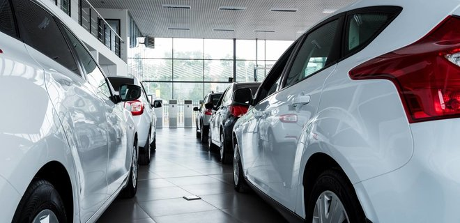 Рынок новых автомобилей в Украине вырос на 10% - Фото