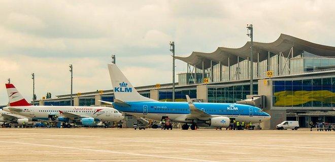 Борисполь на финал ЛЧ принял рекордное количество пассажиров - Фото