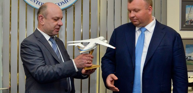 Укроборонпром назначил нового президента ГП Антонов - Фото