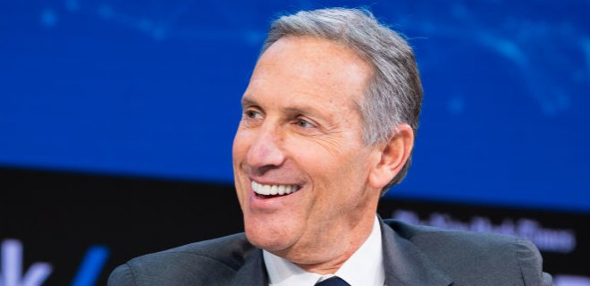 Глава Starbucks Говард Шульц уходит в оставку - Фото