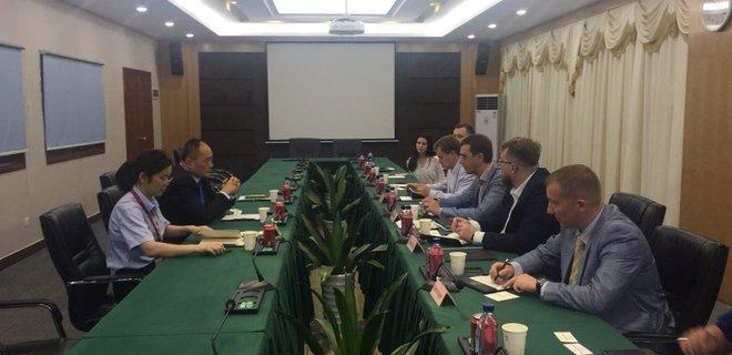 Китайская BYD интересуется Украиной - Омелян - Фото