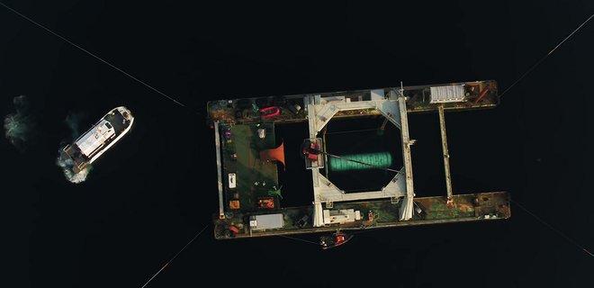 Microsoft установил дата-центр на дне моря - Фото