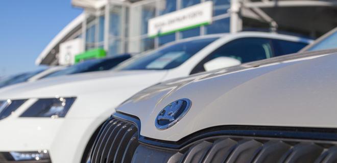 В Украине резко упало производство автомобилей - Фото