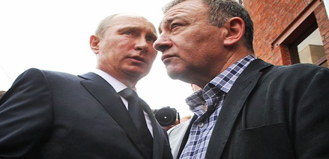 СБУ не внесла в санкционный список бизнес друга Путина - Фото