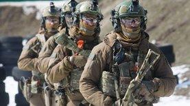 За время войны погибли девять бойцов Альфы СБУ: видео